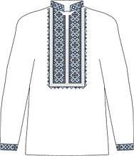 Заготовки для вишивки чоловічих сорочок