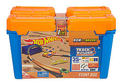 Hot Wheels Коробка для трюків Builder Stunt Box