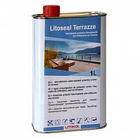 LITOSEAL TERRAZZE 1 литр - водозащитная пропитка для террас