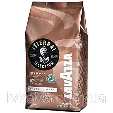 Кофе в зернах  Lavazza iTierra! Selection ,  1 кг