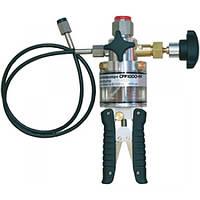 Гидравлический ручной насос, источник создания опорного давления- диапазон: 0...700/1000 бар