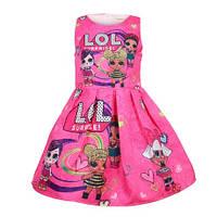 Детский праздник ЛОЛ в категории платья и сарафаны для девочек в ... a8a90919bdbfc