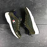 Мужские кроссовки Champion (Темно-зеленые), фото 5