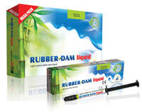 Светоотверждаемый жидкий коффердам Rubber dam Liquid