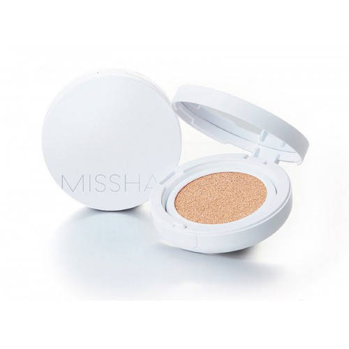 Кушон увлажняющий MISSHA MAGIC CUSHION MOIST UP SPF50+ PA+++ #23, оригинал, фото 2