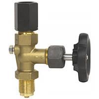 Игольчатый вентиль по стандарту DIN 16270/ 16271/ 16272