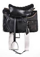 Седло для лошади Полицейское (комплект)