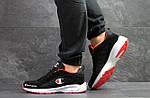 Мужские кроссовки Champion (Черно-белые), фото 3
