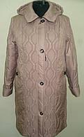 Удлиненная куртка больших размеров, р.52-66, фото 1