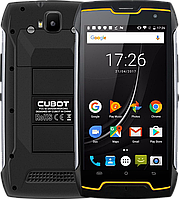Cubot King Kong, IP68, 2/16 Gb, 4400 mAh, 13 Mpx, Android 7.0, 3G, GPS, дисплей 5""