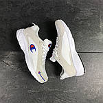 Мужские кроссовки Champion (Молочно-белые), фото 5