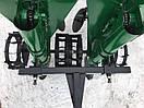Картоплесаджалка мототракторная дворядна ланцюгова 120 л (одноточечное кріплення), фото 3