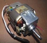 Двигун соковижималки Vitek SM8827 mhn04527