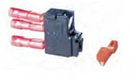 Микропереключатель MST 1-3 3p (сигн.открытия)