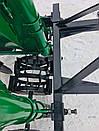Картофелесажалка мототракторная двухрядная цепная 120 л (трехточечное крепление) , фото 4