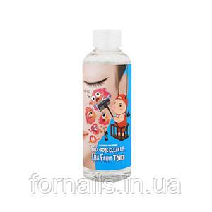 Elizavecca Milky Piggy Hell Pore Clean Up AHA Fruit Toner, Тонер с АНА-кислотами, 200 мл