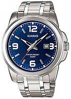 Мужские наручные часы Casio MTP-1314D-2AVDF синий