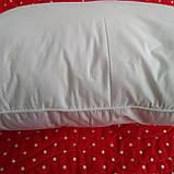 Подушка антиаллергенная 50 х 70 искусственный лебединый пух, фото 4