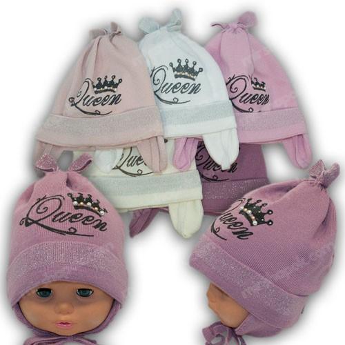 Весенние шапки для детей, р. 00-00