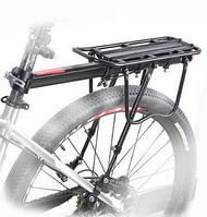 Багажник велосипедный консольный универсальный с эксцентриком