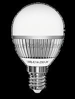 LED лампа LMB-E14-250-3K