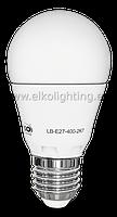 LED лампа в экономичном исполнении LB-E27-400-2K7