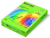 Цветная бумага  А4 80 г/м2 Neogn зеленый неон