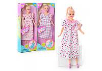 Красивая кукла беременная «Defa Lucy» «Feeling Mother», 6001, 3 вида