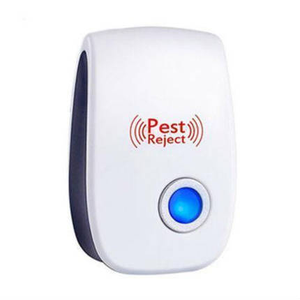 Відлякувач гризунів, мишей, тарганів Ultrasonic HC 9 Pest Reject, фото 2