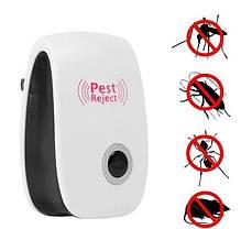 Відлякувач гризунів, мишей, тарганів Ultrasonic HC 9 Pest Reject, фото 3