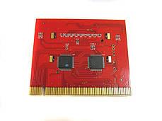 POST карта PCI аналізатор з текстовим повідомленням HLV, фото 2