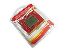 POST карта PCI аналізатор з текстовим повідомленням HLV, фото 3