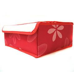 Органайзер ящик коробка для вещей MHZ R17466 Red