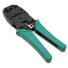 Кримпер обжимные клещи для RJ45 RJ11 RJ12 OuBao Tool WJ-315