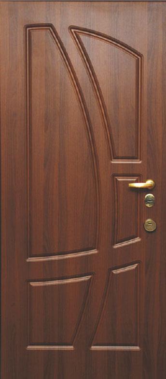 Двери квартирные, модель 158 Премиум 970*2050, коробка 110 мм, металл 2 мм, MOTTURA