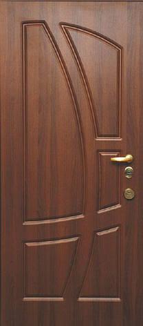 Двери квартирные, модель 158 Премиум 970*2050, коробка 110 мм, металл 2 мм, MOTTURA, фото 2