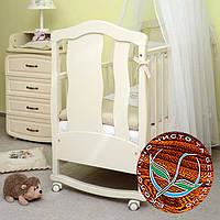 Детская кроватка Соня ЛД 14