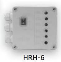 Реле контроля уровня жидкости HRH-6 230V AC