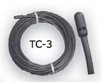 Термодатчик ТС-3, двойная изоляция (0...+70), 3м