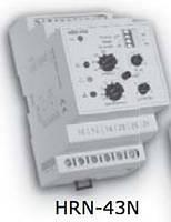 Реле контроля напряжения HRN-43N 110V AC (3F, 2x16A_AC1) с нейтралью