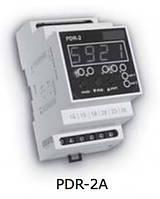 Программируемое цифровое реле PDR-2/A  230V AC (2x16A_AC1)