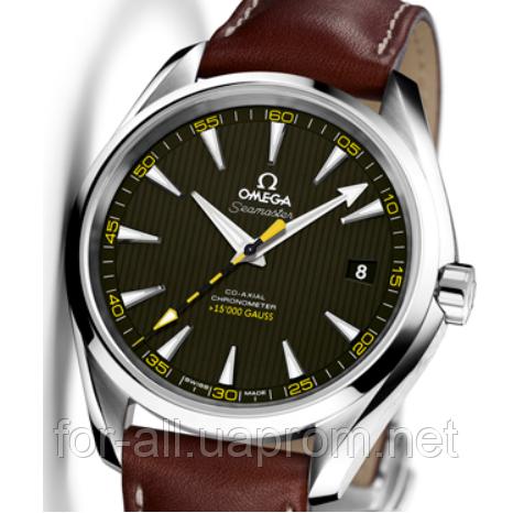 Обзор механических часов Omega Seamaster Aqua Terra от интернет-магазина Модная покупка