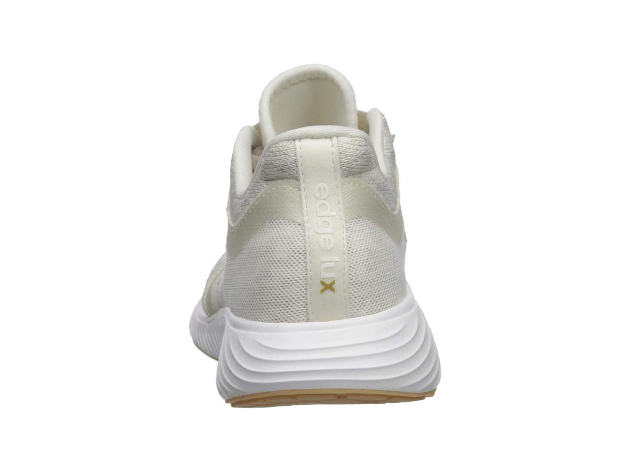 dddb4e473cb95 ... Кроссовки Кеды (Оригинал) adidas Running Edge Lux 3 Raw White Cloud  White ...