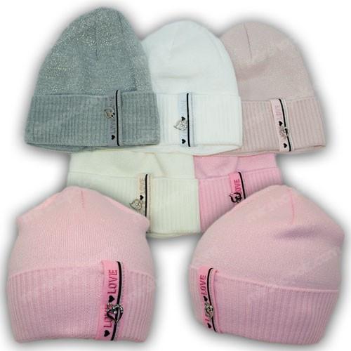 Модные детские шапки, р. 48-50