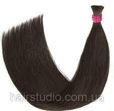 Волосы натуральные славянские 55 см номер 2