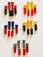 Кнопка двери ВАЗ 21010 цветные, пластик