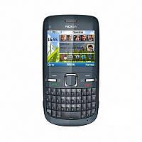 Мобильный телефон Nokia C3-00 Slate Grey, фото 4