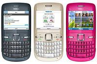 Мобильный телефон Nokia C3-00 Slate Grey, фото 7