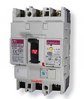 Автоматический выключатель со встроенным блоком УЗО EB2R 125/3L 100A 3P