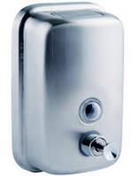 Lidz (CRM)-121.02.08 дозатор для жидкого мыла (хром) 800 мл